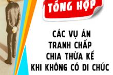 Tư vấn tranh chấp đất đai không có di chúc uy tín tại Hà Nội